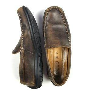 Ecco Men's Driving Loafer or Moccasin Shoes